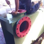 Onsite Rubber Lining